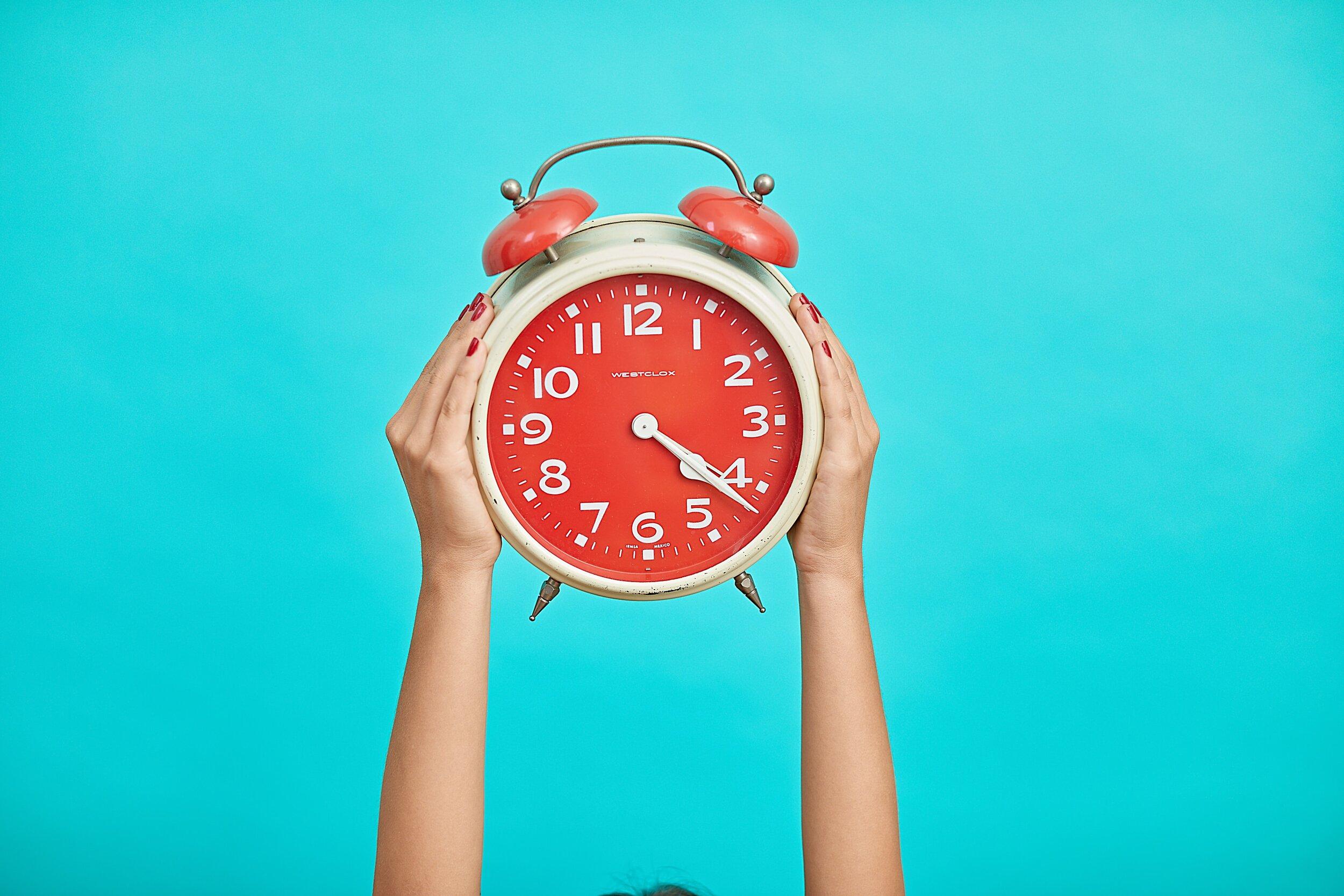 write it copywriting clock