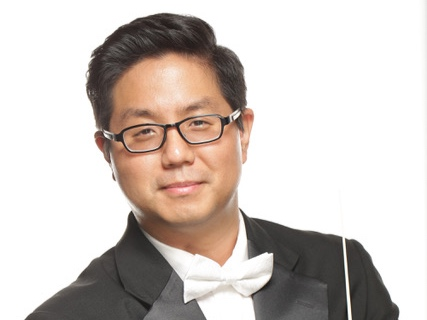 meet Maestro Shin - GYO is proud to announce Henry Shin as its new music director and conductor starting this 2019-2020 season.