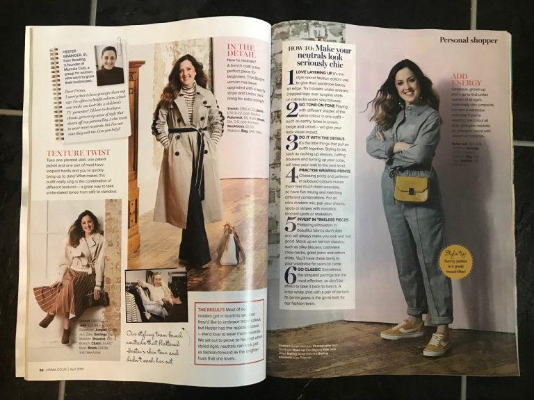 March 2019: Prima Magazine