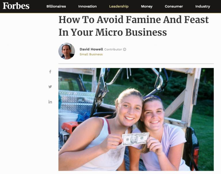 September 2018: Forbes