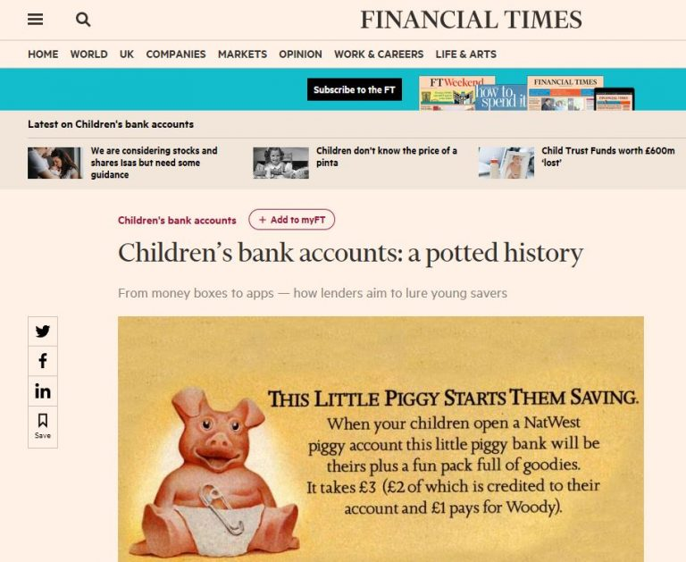 March 2017: Financial Times