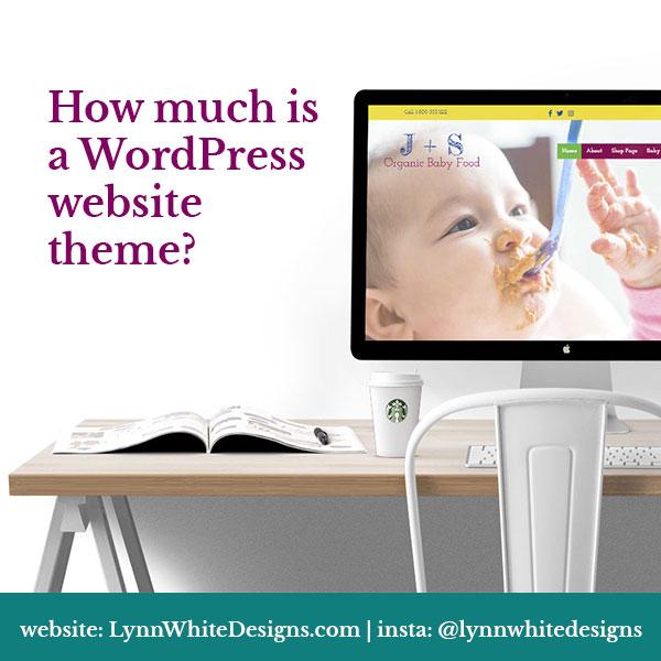 How much is a WordPress Theme.jpg
