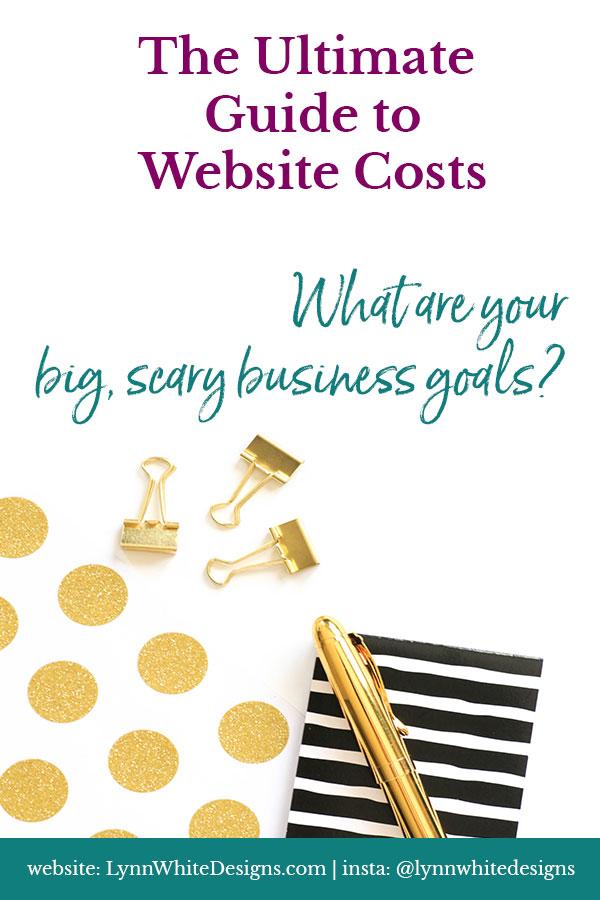 Website Strategy at Lynn White Designs