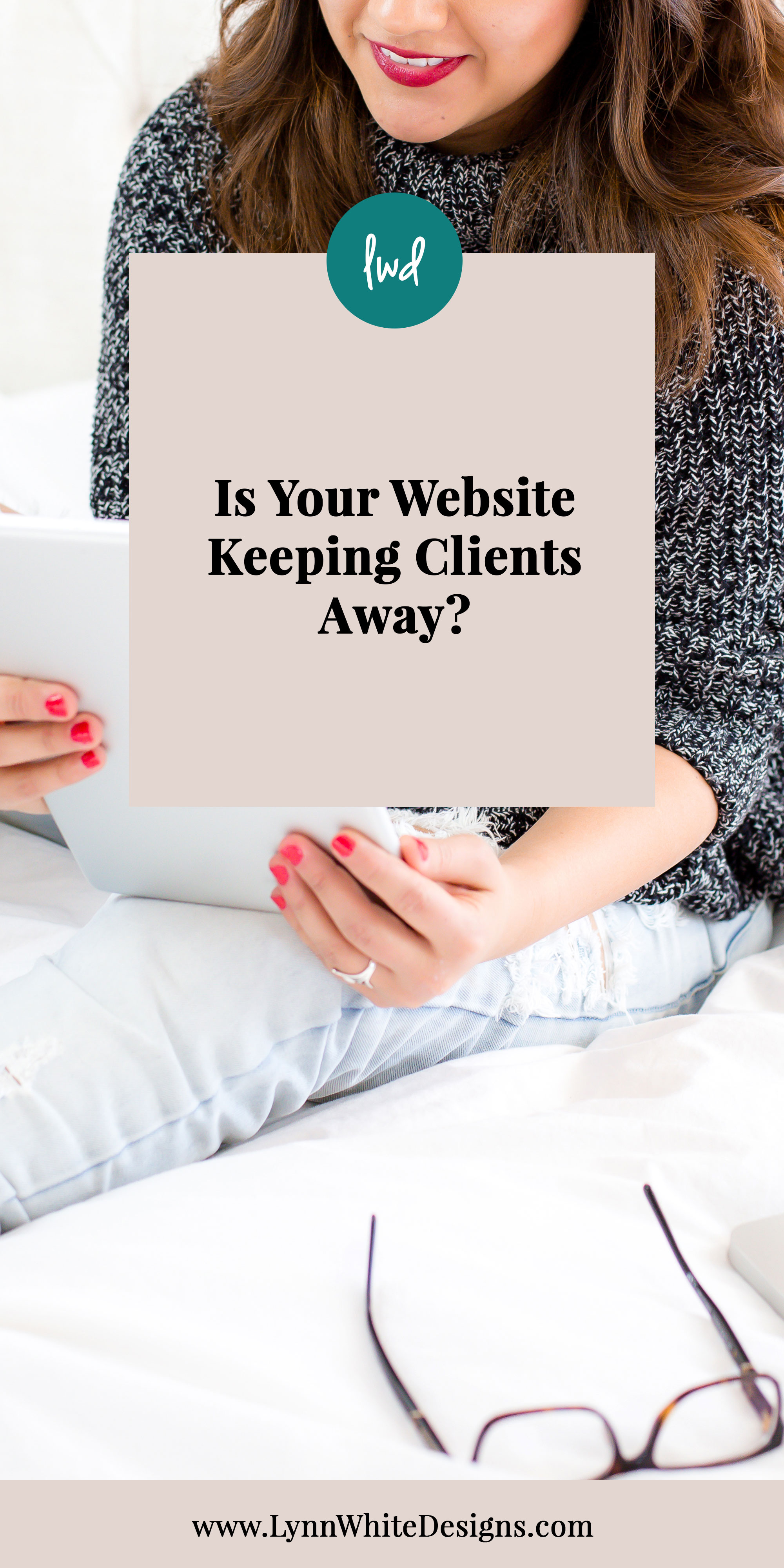 Website Doesn't Attract Clients