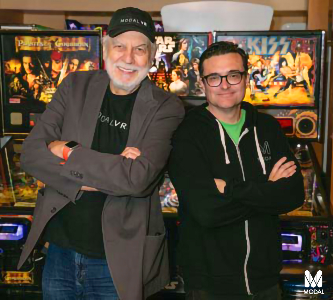 Our Knowledgeis Your Power. - Founded by Nolan Bushnell (Founder, Atari & Chuck E. Cheese's) and video game entrepreneur Jason Crawford, Modal has been pushing the boundaries of wireless multi-user VR since 2015. Our feature-rich platform allows you to accelerate your go-to-market with stability and confidence.