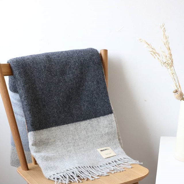 Soft marino wool, four different designs 🐑. Loved designing these blankets for @industrydesign, now for sale in the shop and online. The blankets were crafted in a beautiful weaving studio in Donegal, an area with a longstanding tradition in textiles. So happy with how they turned out 💃💕. #textileartist#textiledesign#Irishdesign#madeinireland#design#wool