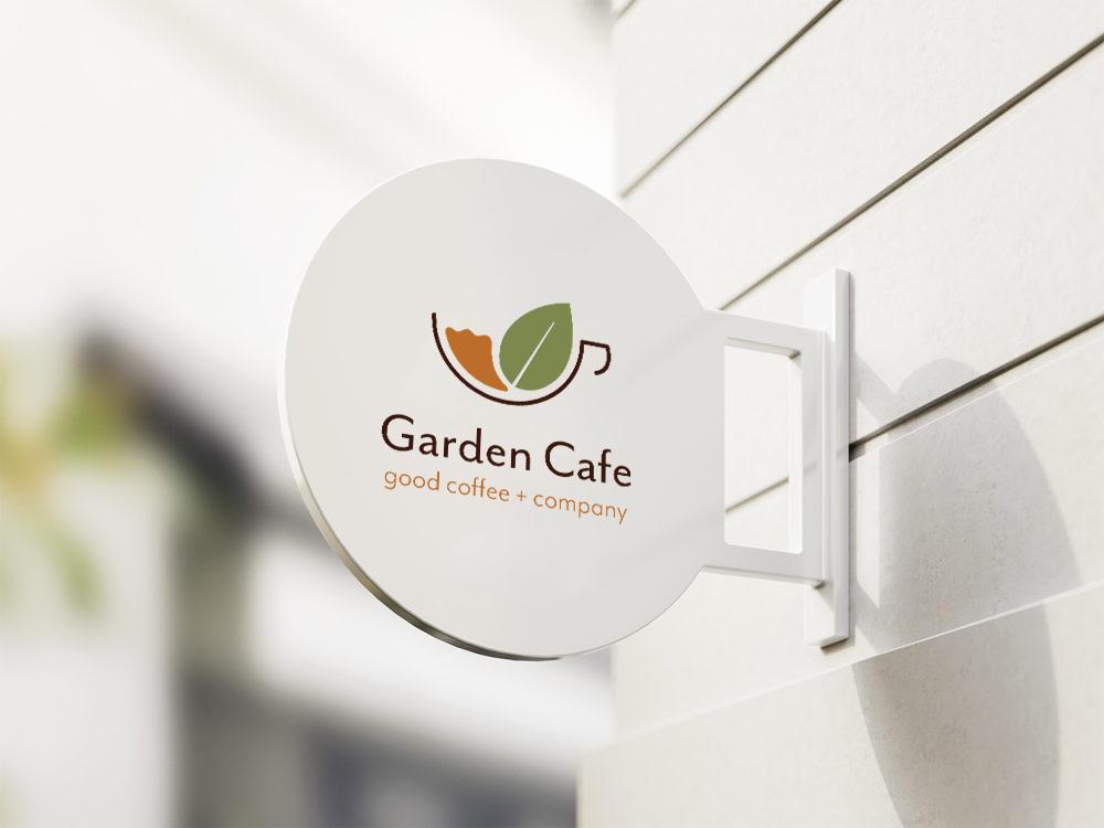 Garden Cafe Kimie Lewis