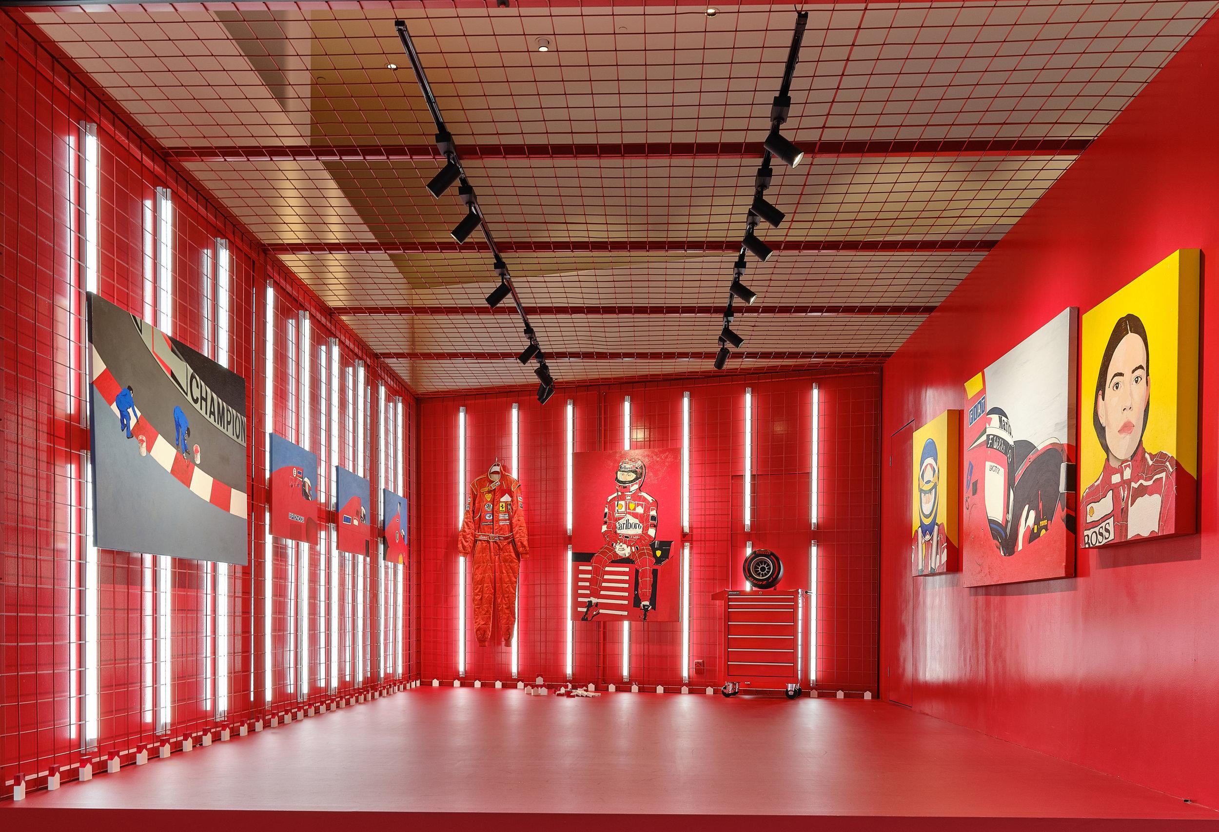 Frances Wilks, TheArsenale, City of Dreams, Macau