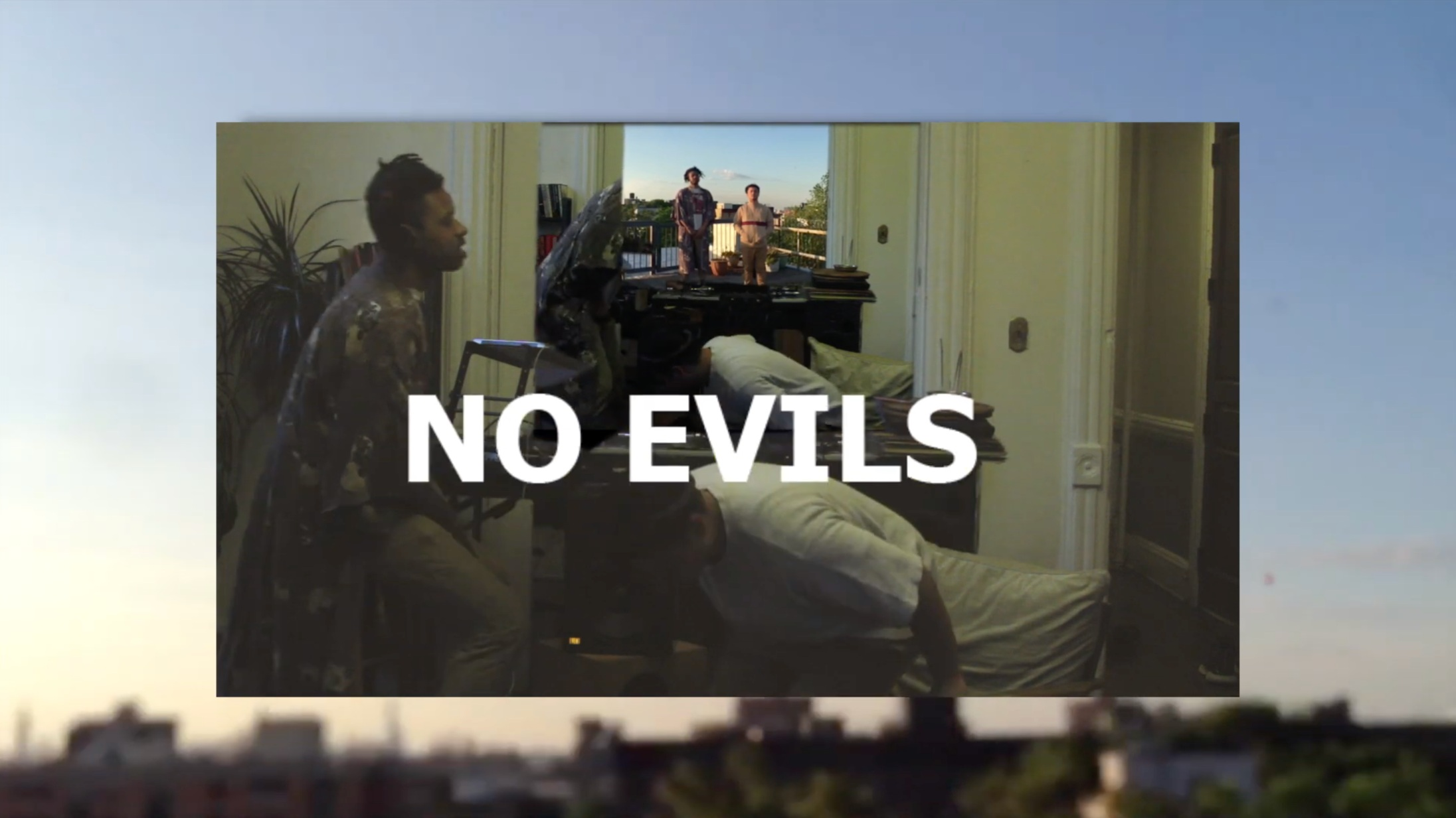 (2018) Directed + Edited :: No Evils by Swarvy ft Nelson Bandela :: Streaming on all major platforms