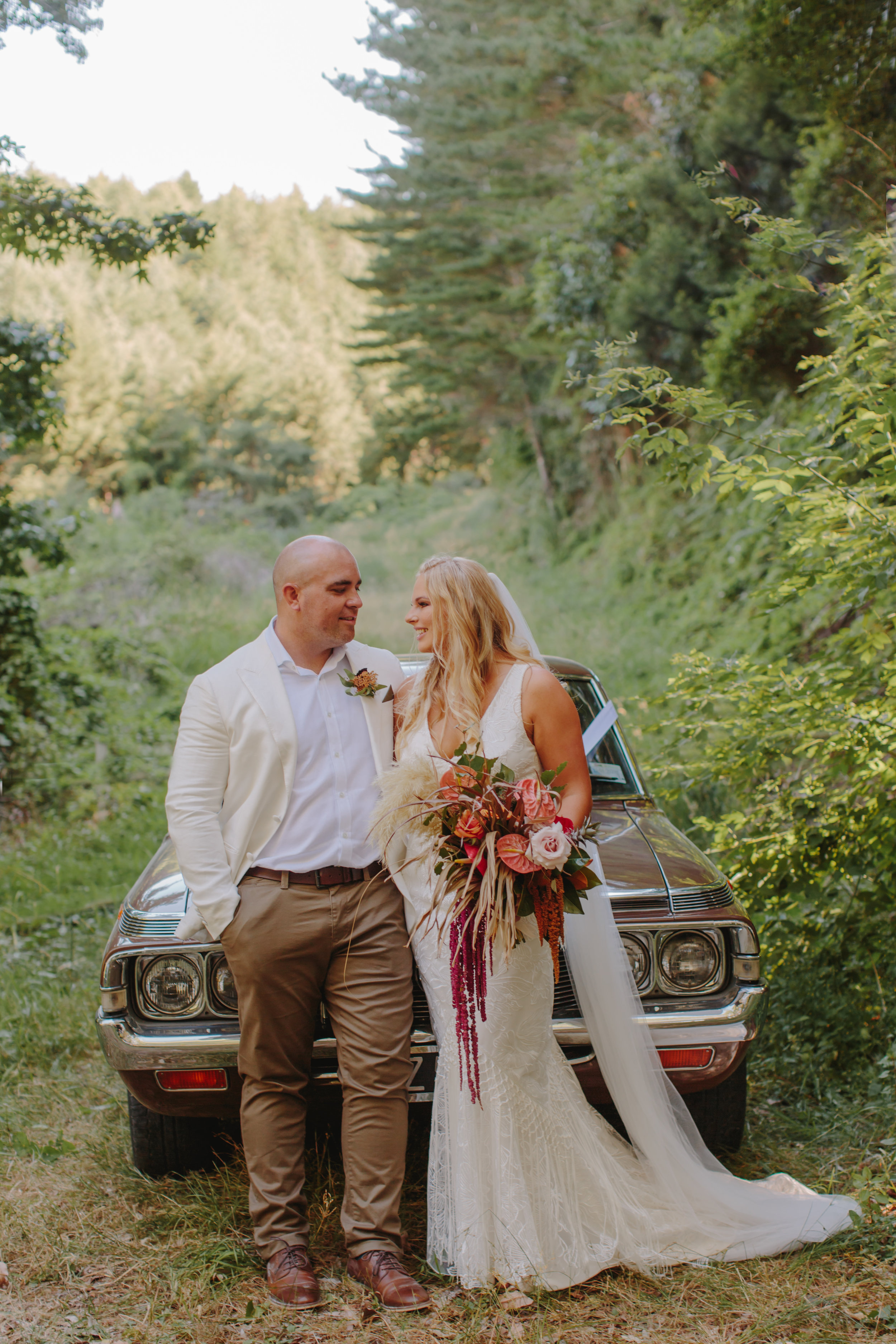 Larissa & Walt - Quinn & Katie Photography
