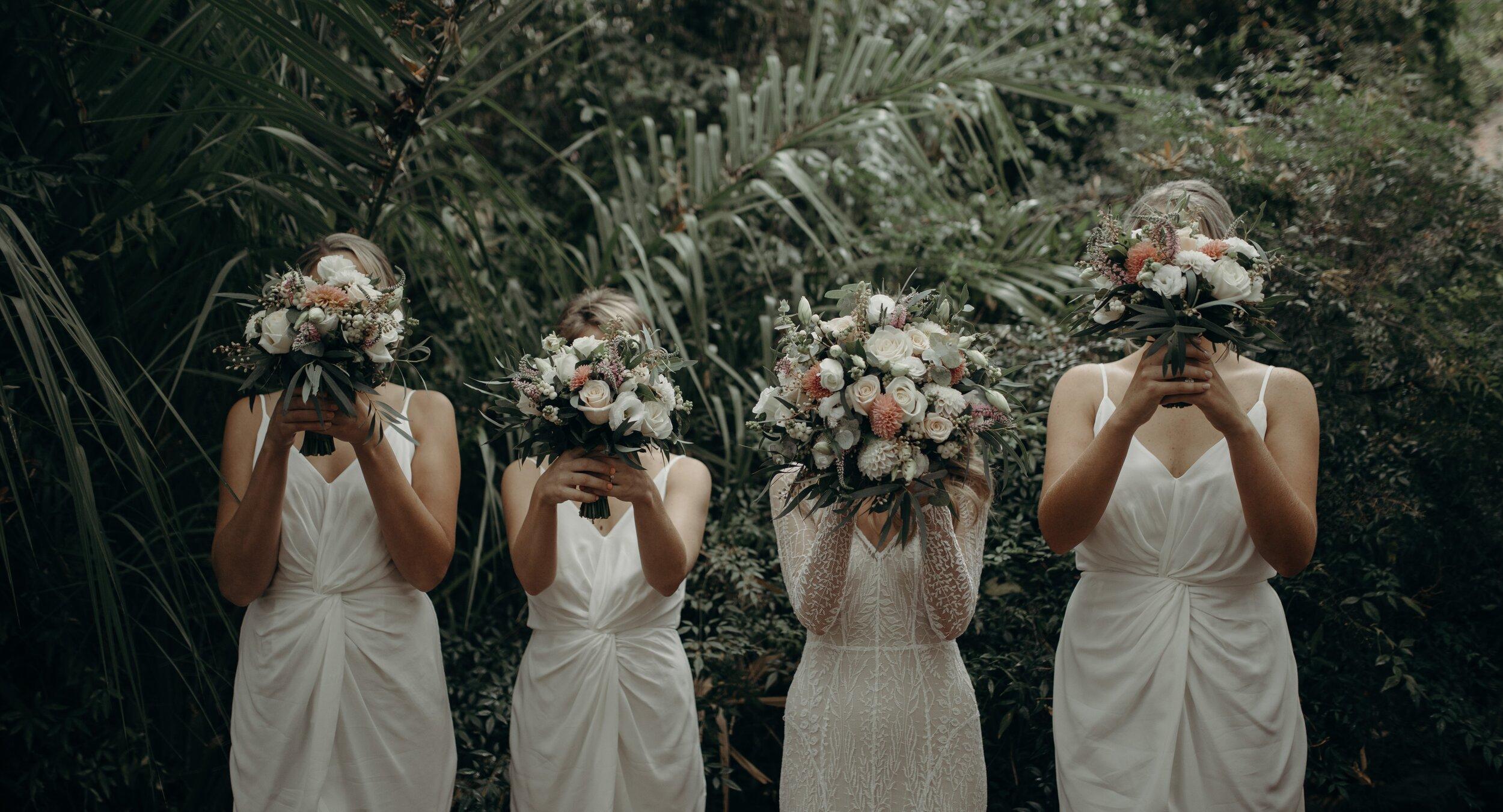 Charlotte's Bridesmaids - Market Lane Media