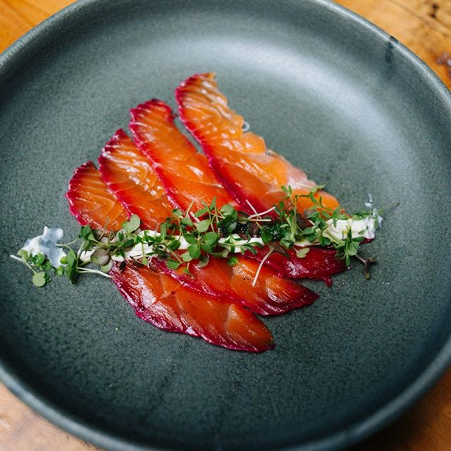 Gravlax from the Baltics - This first course will make you go yummm!  Journey is now taking pre-booking interest. We have over 1150 people already signed up to come experience an amazing night in an immersive setting