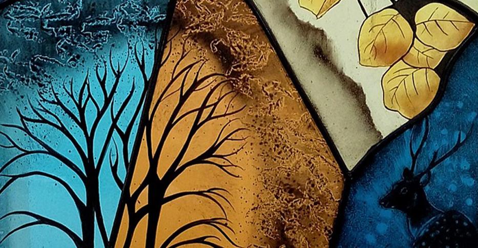 Zoe Angle / Angle Glass -