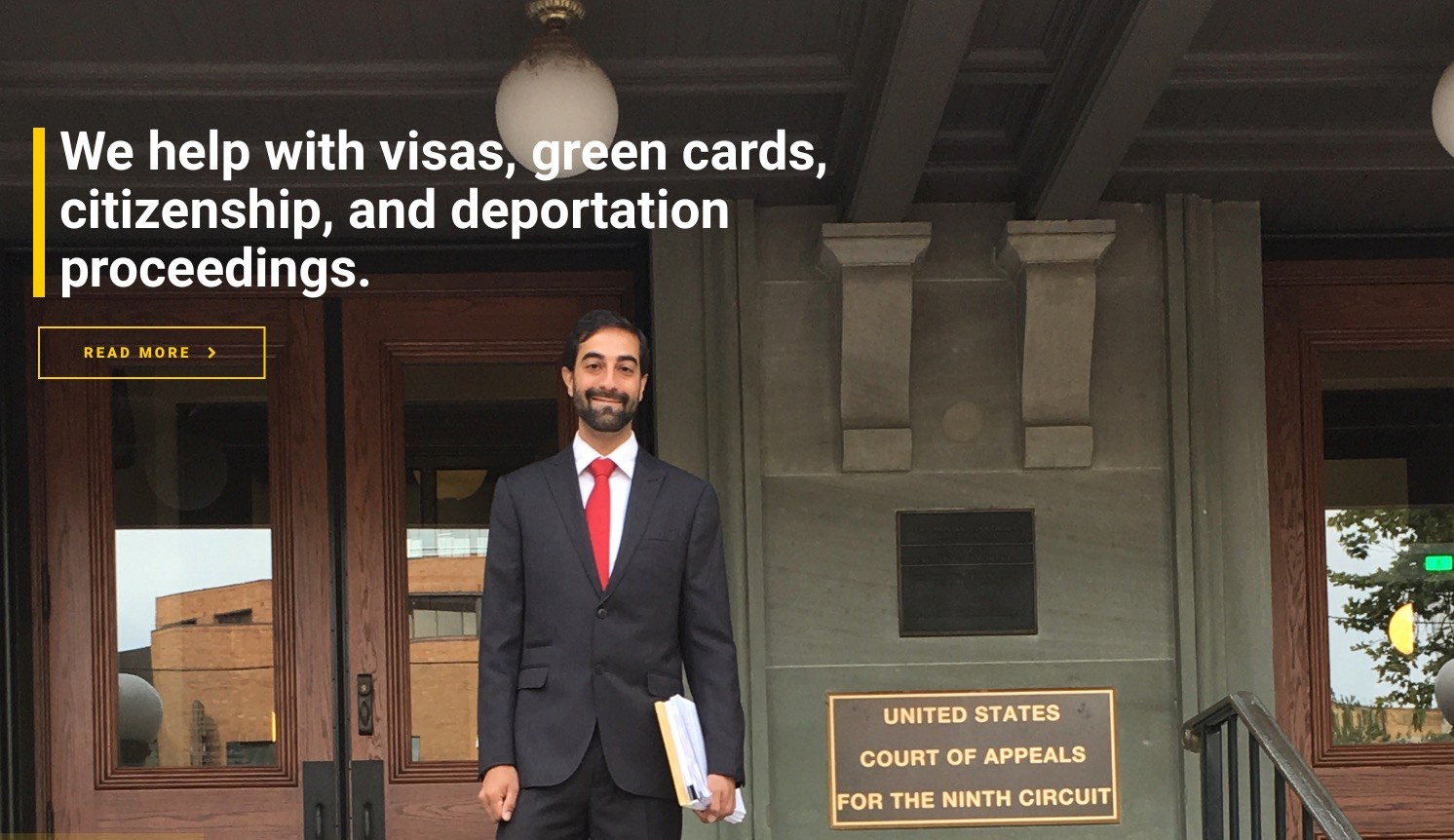Help with Green Cards, Citizenship, and Deportation Proceedings