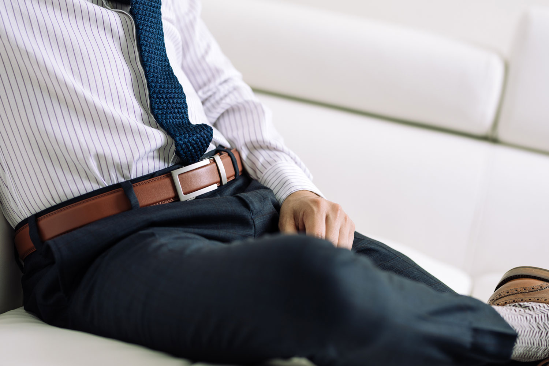 Anson Belt & Buckle - Fashion