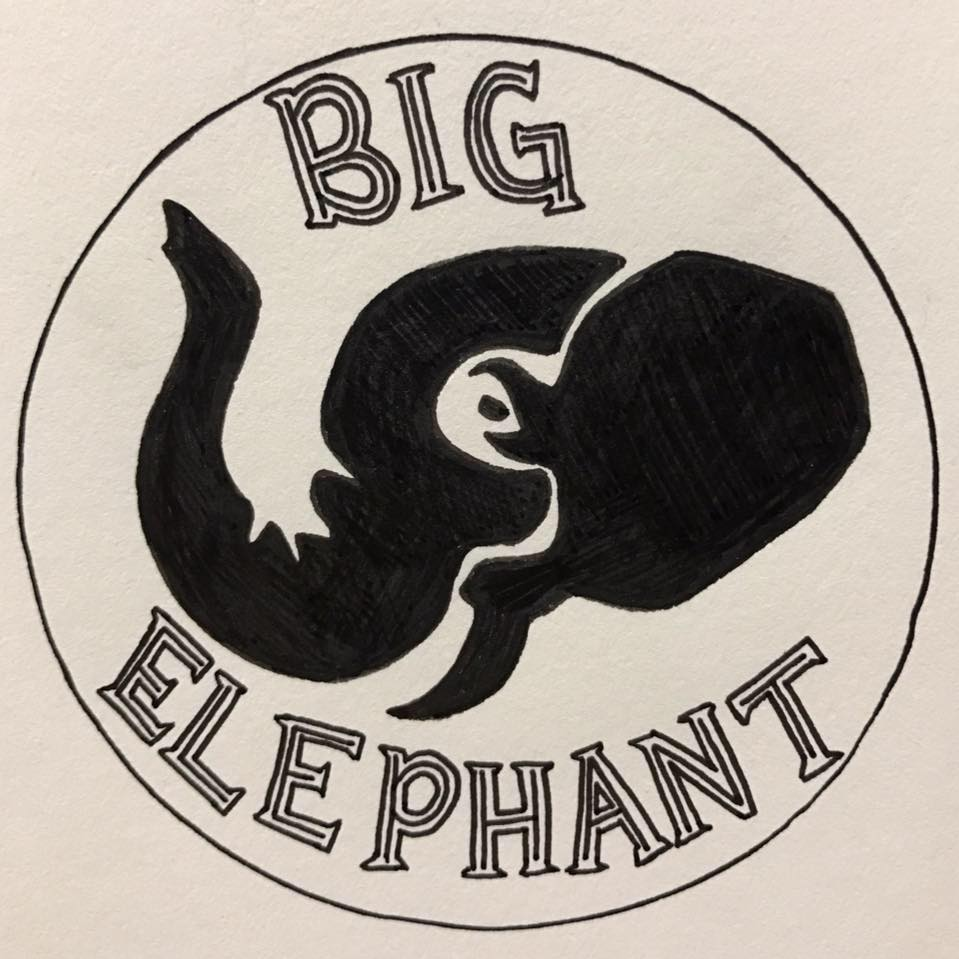 Big Elephant Original Logo