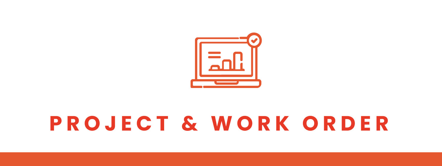 - ✔︎ Rough capacity plan✔︎ Project documentation overview✔︎ Mass work order creation