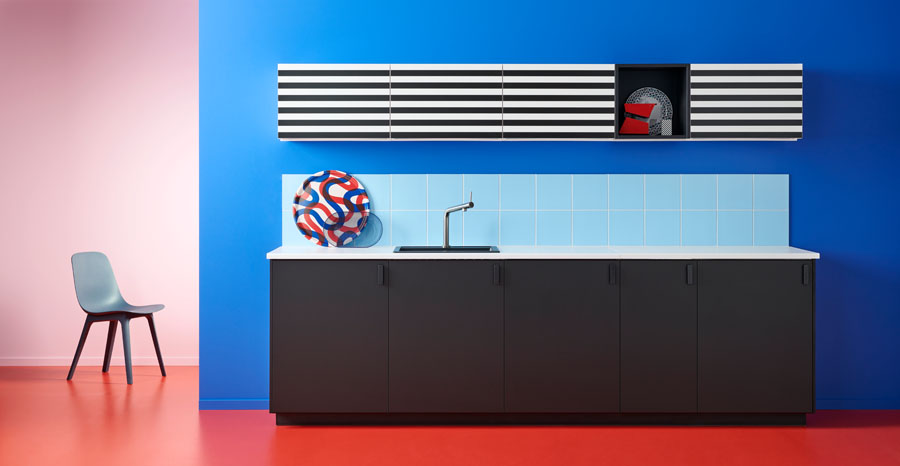 Our 15 Favorite Products from IKEA's 2020 Catalog - The Swedish superstore's releases for the new year include sound-absorbing panels, speaker-studded lamps, and a lot of eye-catching pattern.