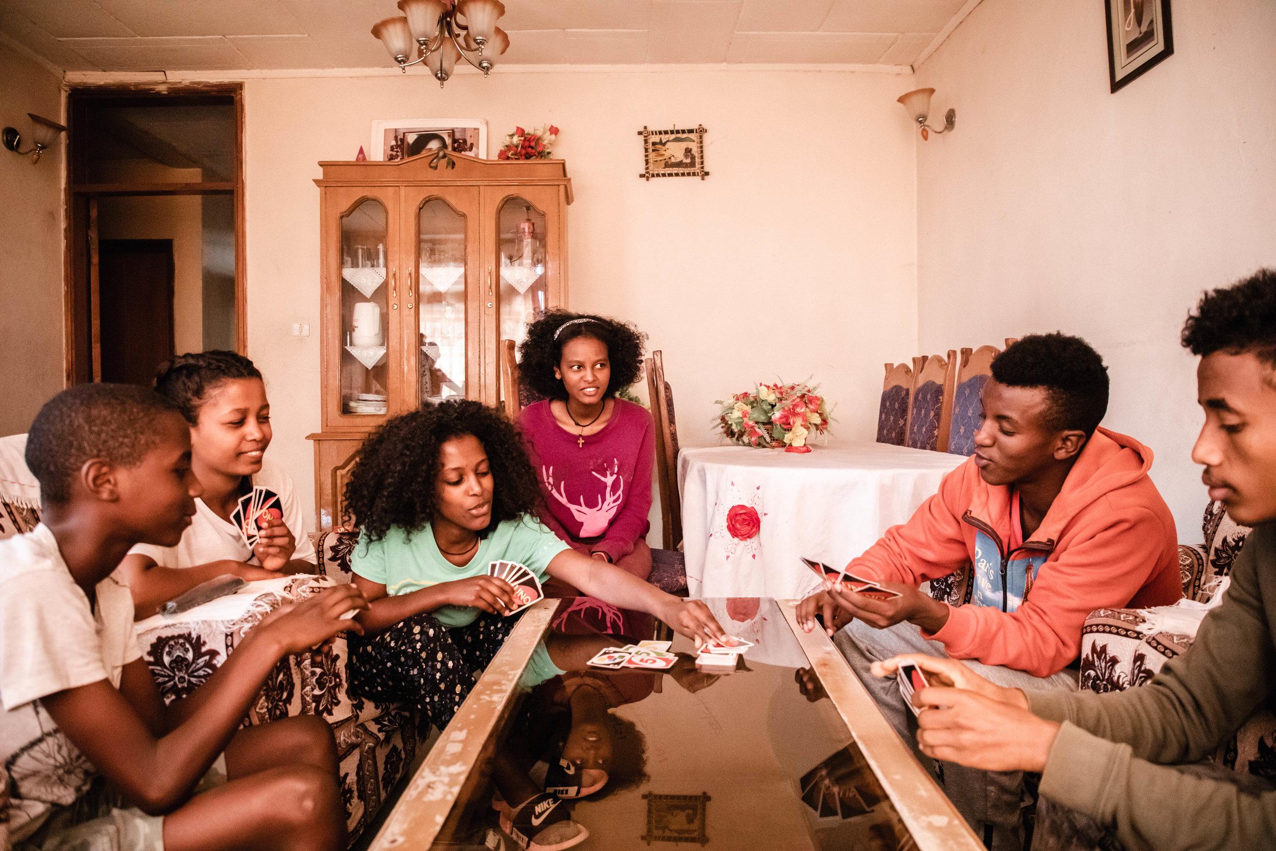 Selamta Family Project