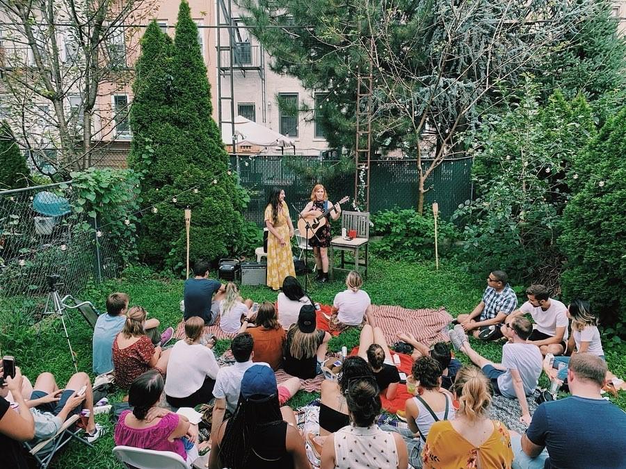 YNB: NYC Summer 2019, Benefitting International Girls Ensemble
