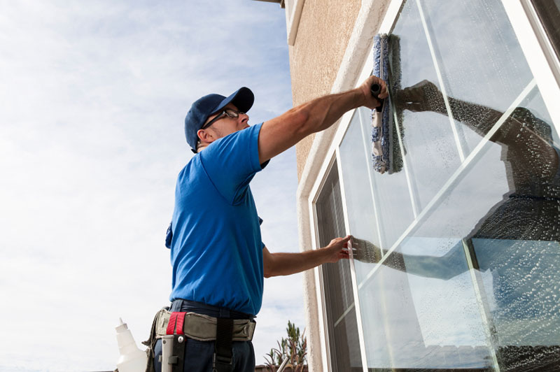 Window Cleaning - We dust and sweep but we often forget about our windows. Looking out a dirty window is just unpleasant! Not only that, leaving your windows dirty can cause etching which can be disastrous as it can weaken glass which is an already fragile material.GET A FREE QUOTE ➝
