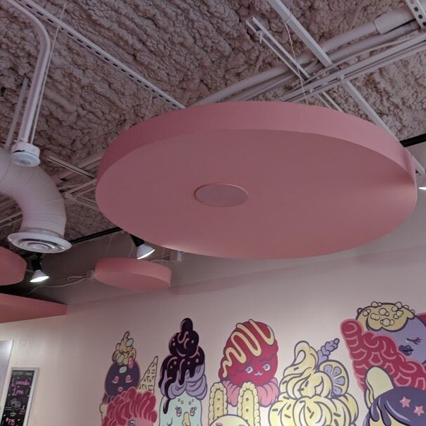 Sweet Ritual - Sonos powered retail / commercial sound system.