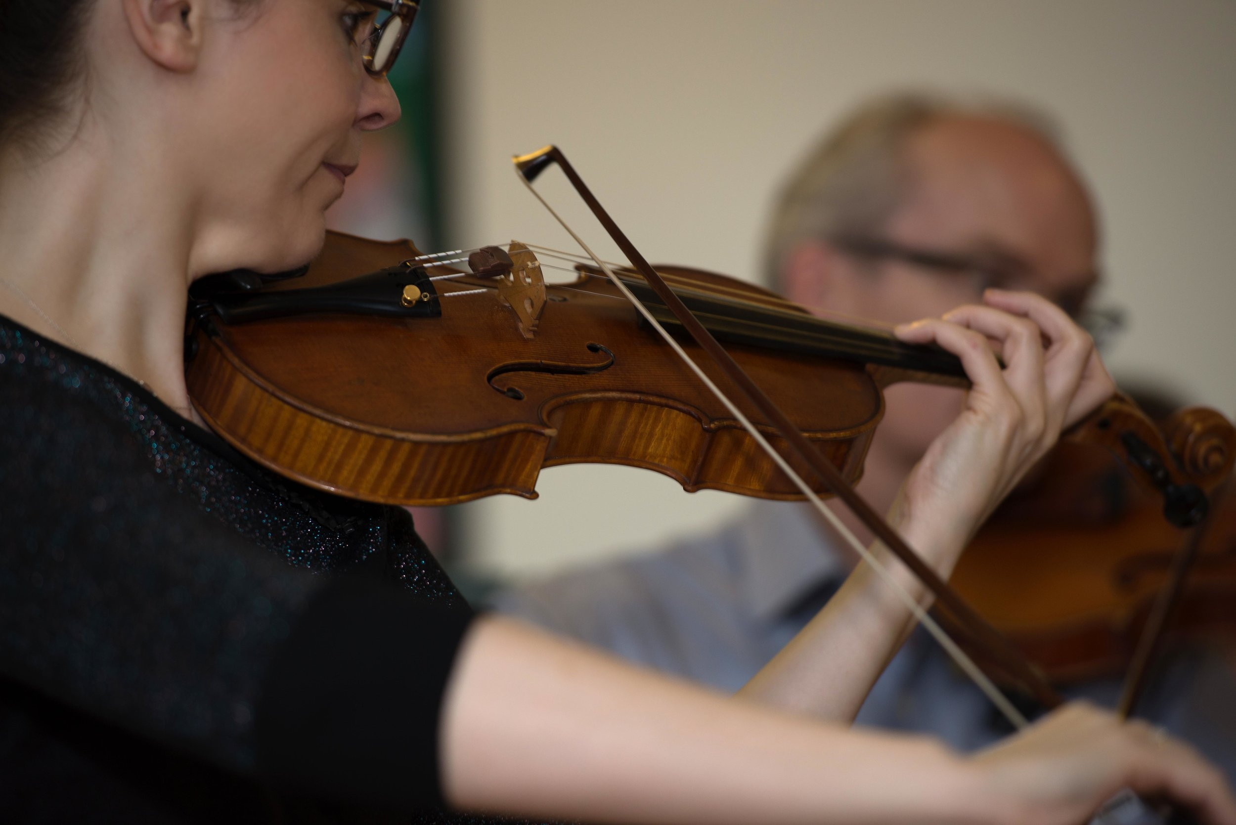 Join us - Want to join a unique string orchestra?Look no further!