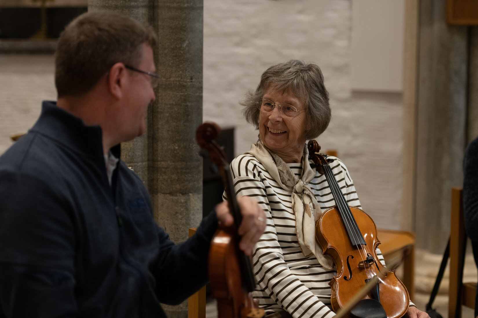 We are a high-standard amateur string orchestra in north London