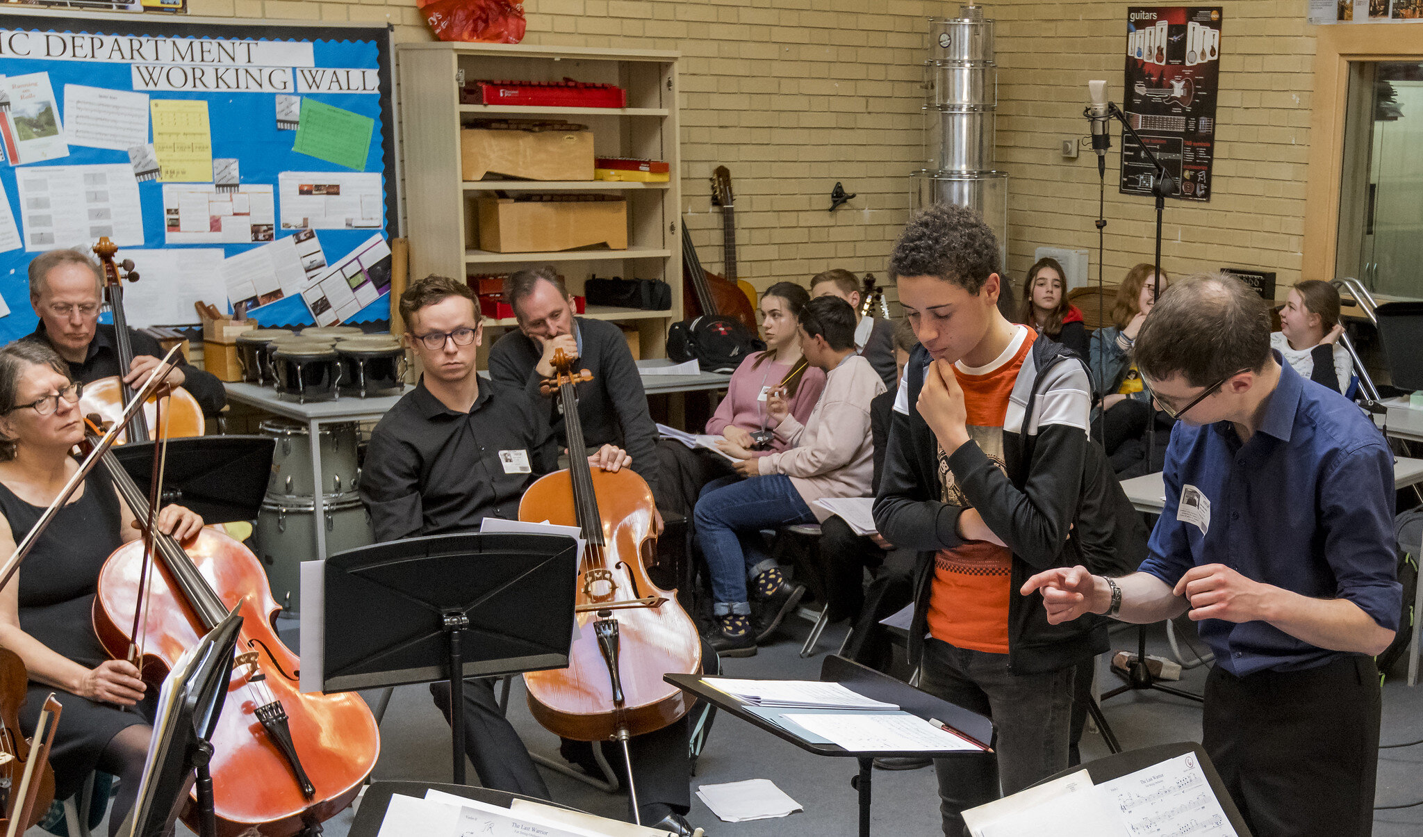 Young Composers' Workshop