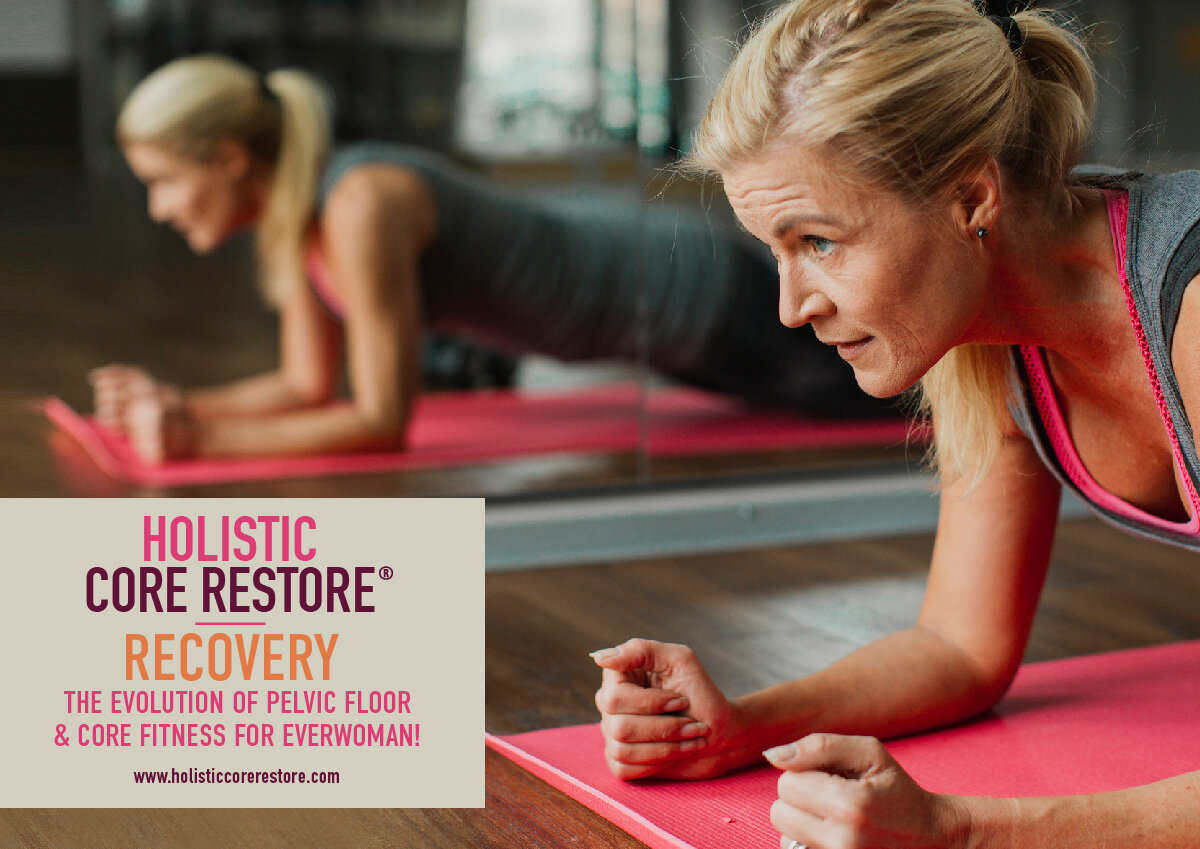 RECOVERY - A supportive programme for a return to a full and and active life after hysterectomy/POP.