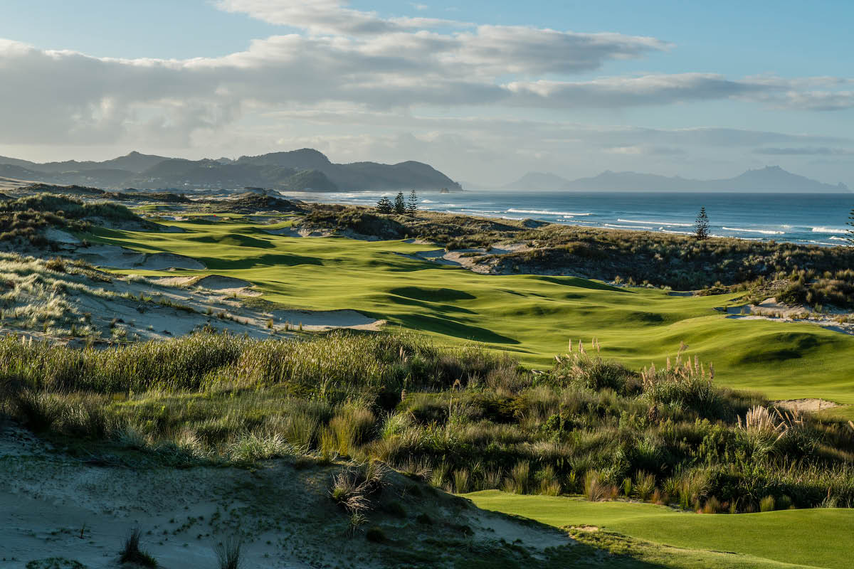 """To experience Tara Iti Golf Club is to discover golf's next great oasis."" - Golf Digest"