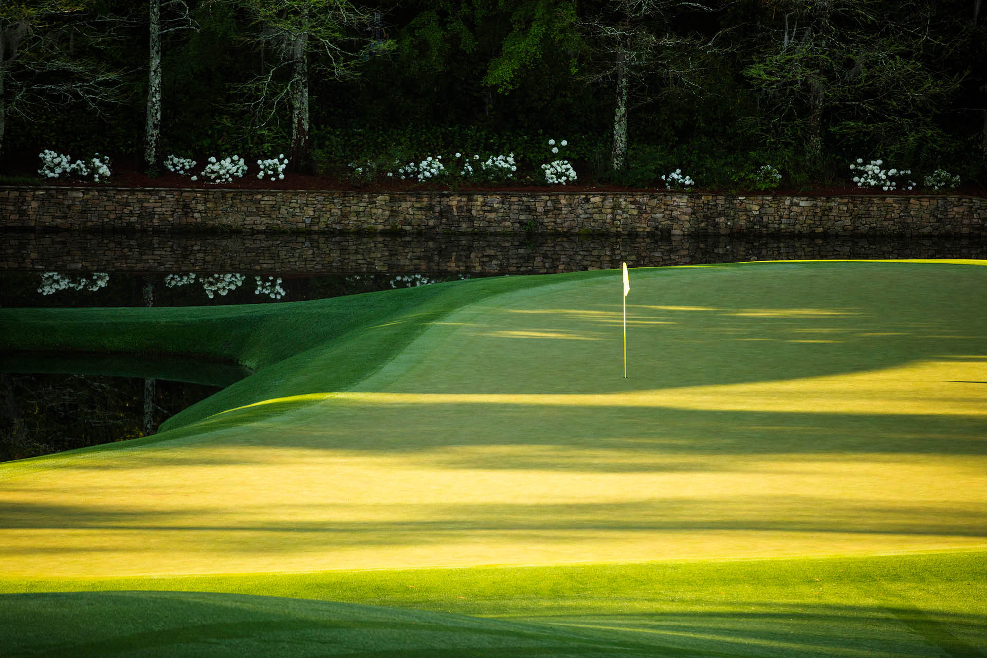 """""""If there's a golf course in heaven, I hope it's like Augusta National."""" - Gary Player"""