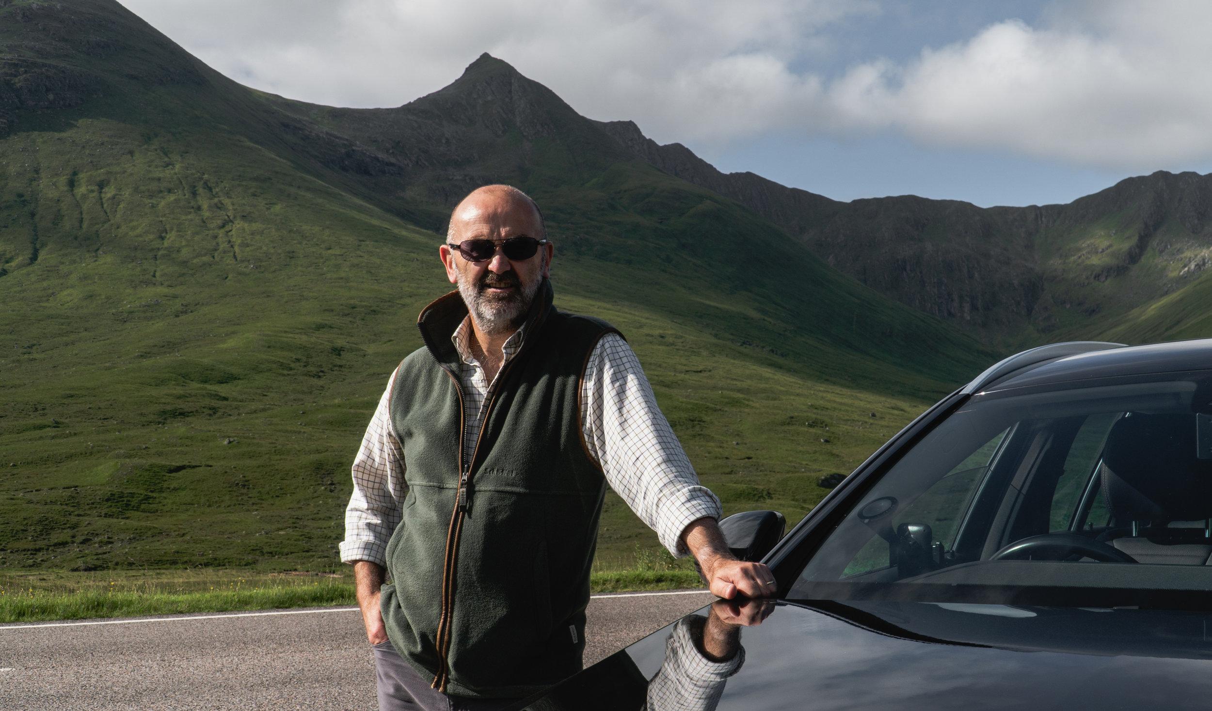 David Laidlaw Scenic Routes