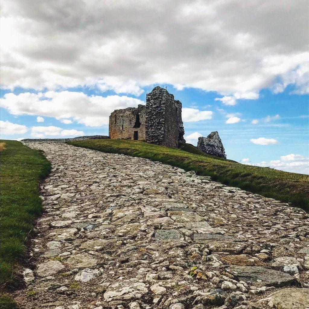 Duffus castle .JPG