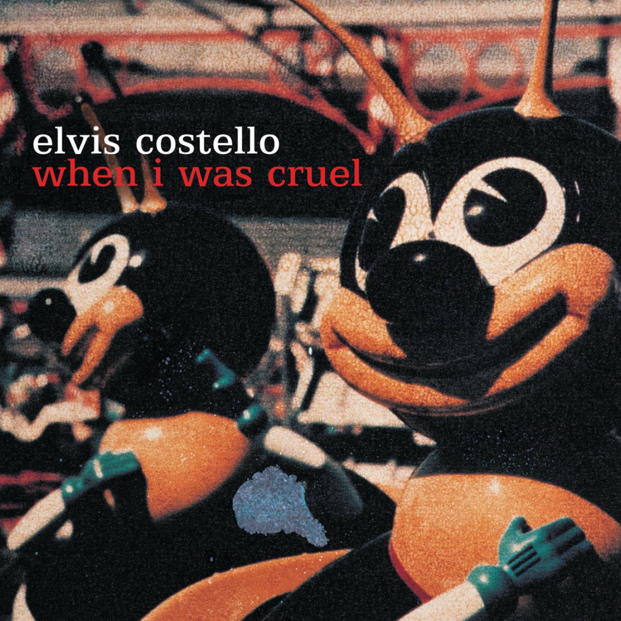 elvis costello - Producer/Mixer