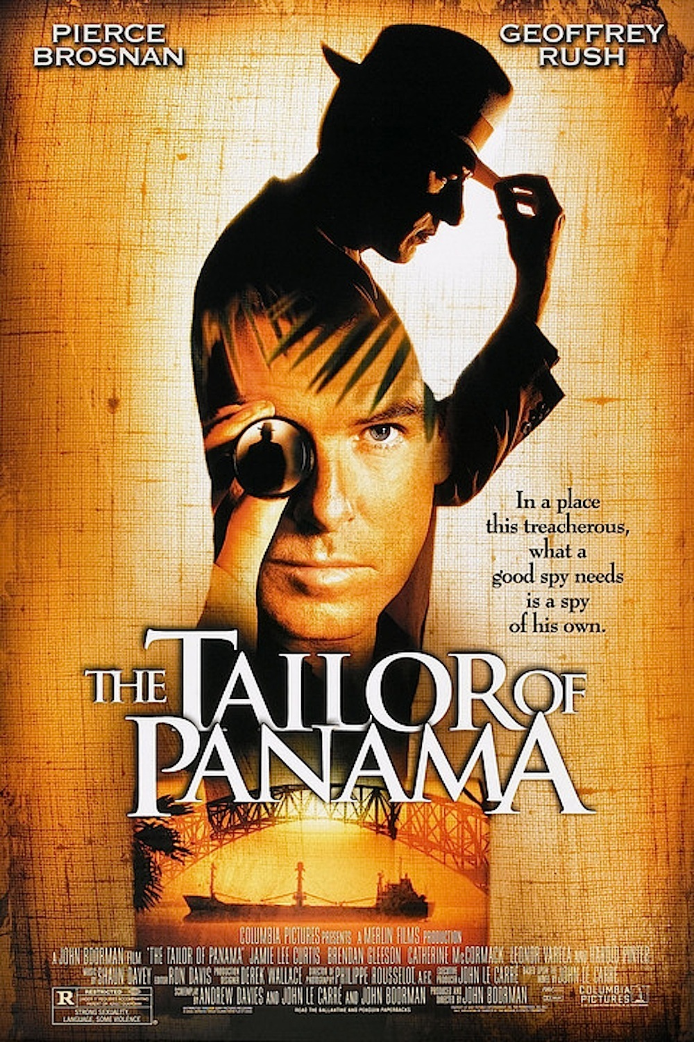 the tailor of panama - Music Recording
