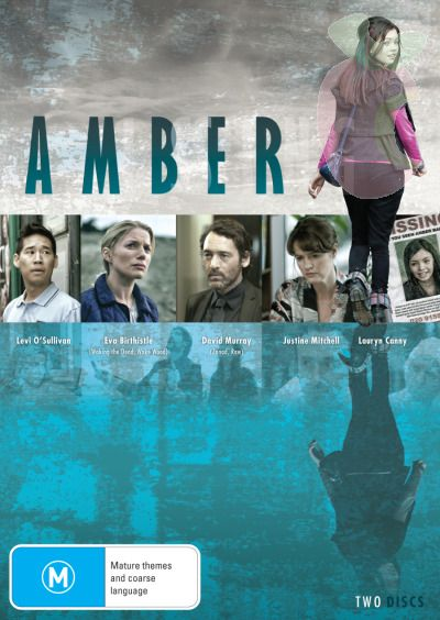 amber - Sound Design/Re-recording Mixer