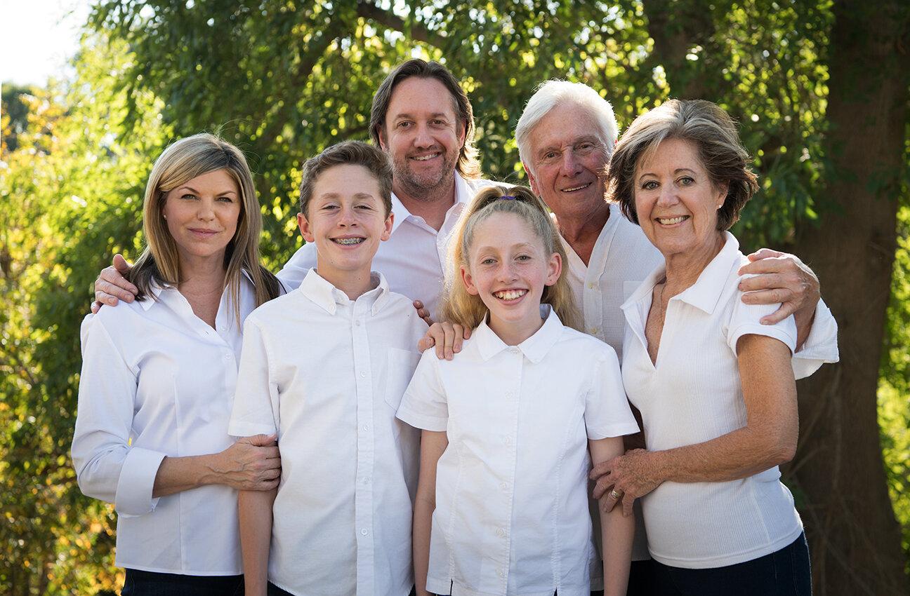 THE DELLA SANTINA FAMILY