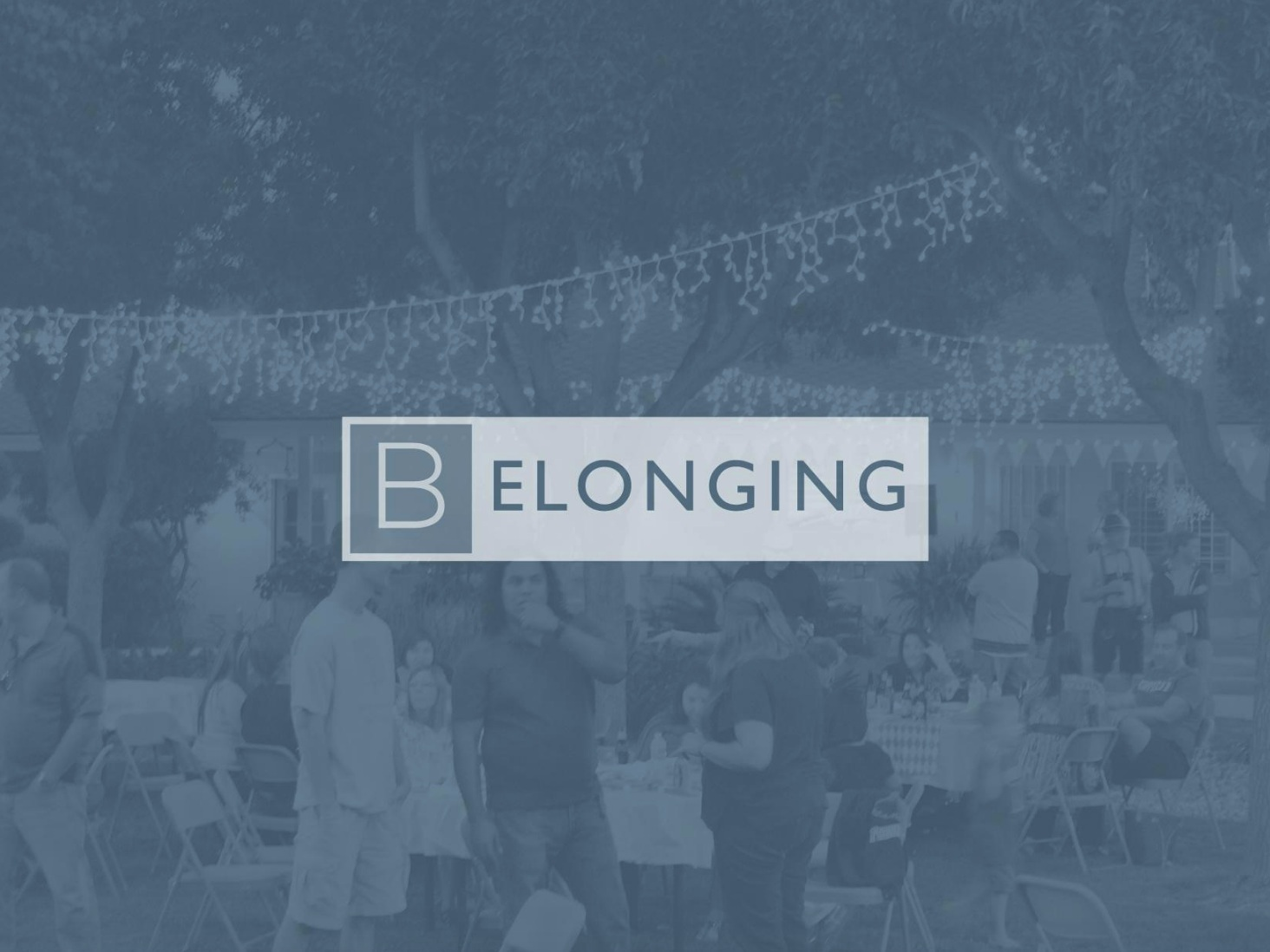 WHAT DOES IT MEAN TO belong? - Belonging at Sequoia means being accepted and loved no matter who you are or what you believe. Church isn't an exclusive club you can only join after you've checked off all the right boxes, but a community where you can journey toward Christ; and every journey starts somewhere. For many, belonging happens way before believing. We invite you to join us for one of our upcoming events.