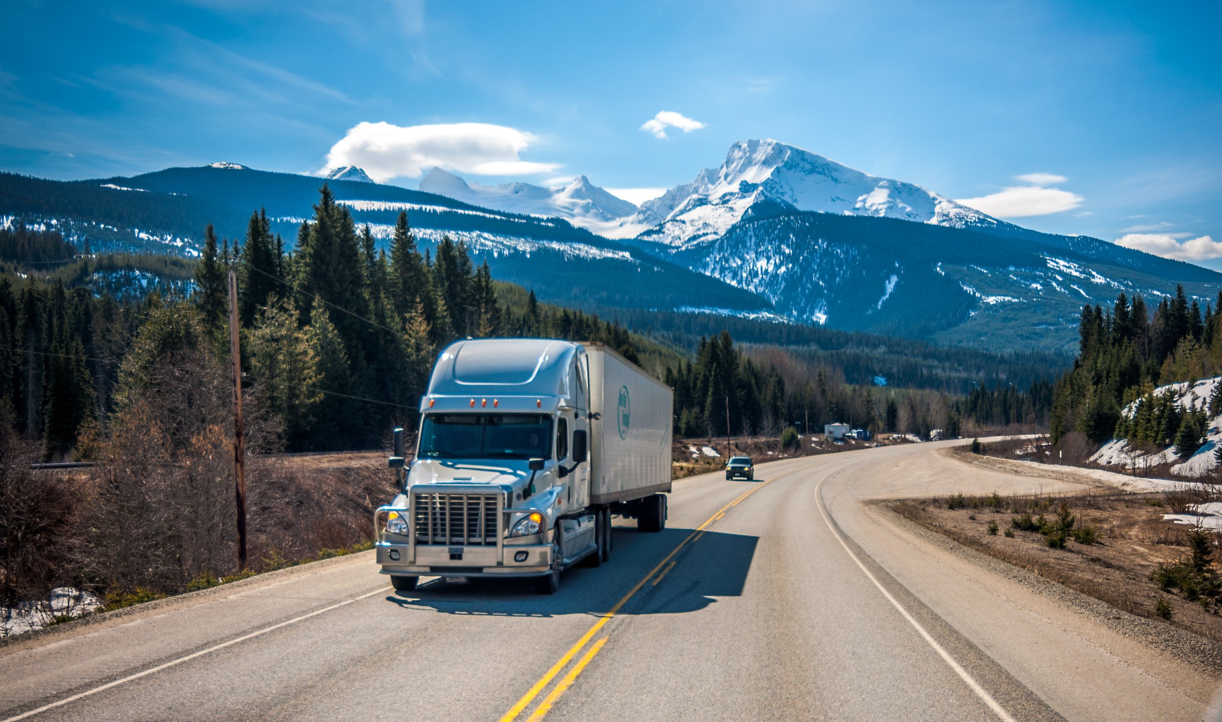 Road - We bring the benefit of thousands of carrier relationships to locate the best carrier to move your freight by road in the U.S., Canada and Mexico.