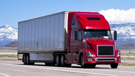dry van - Max freight weight is 42,000 - 45,000 lbs.Maximum freight dimensions:Length: 48' – 53'Width: 8.2'Height: 8'