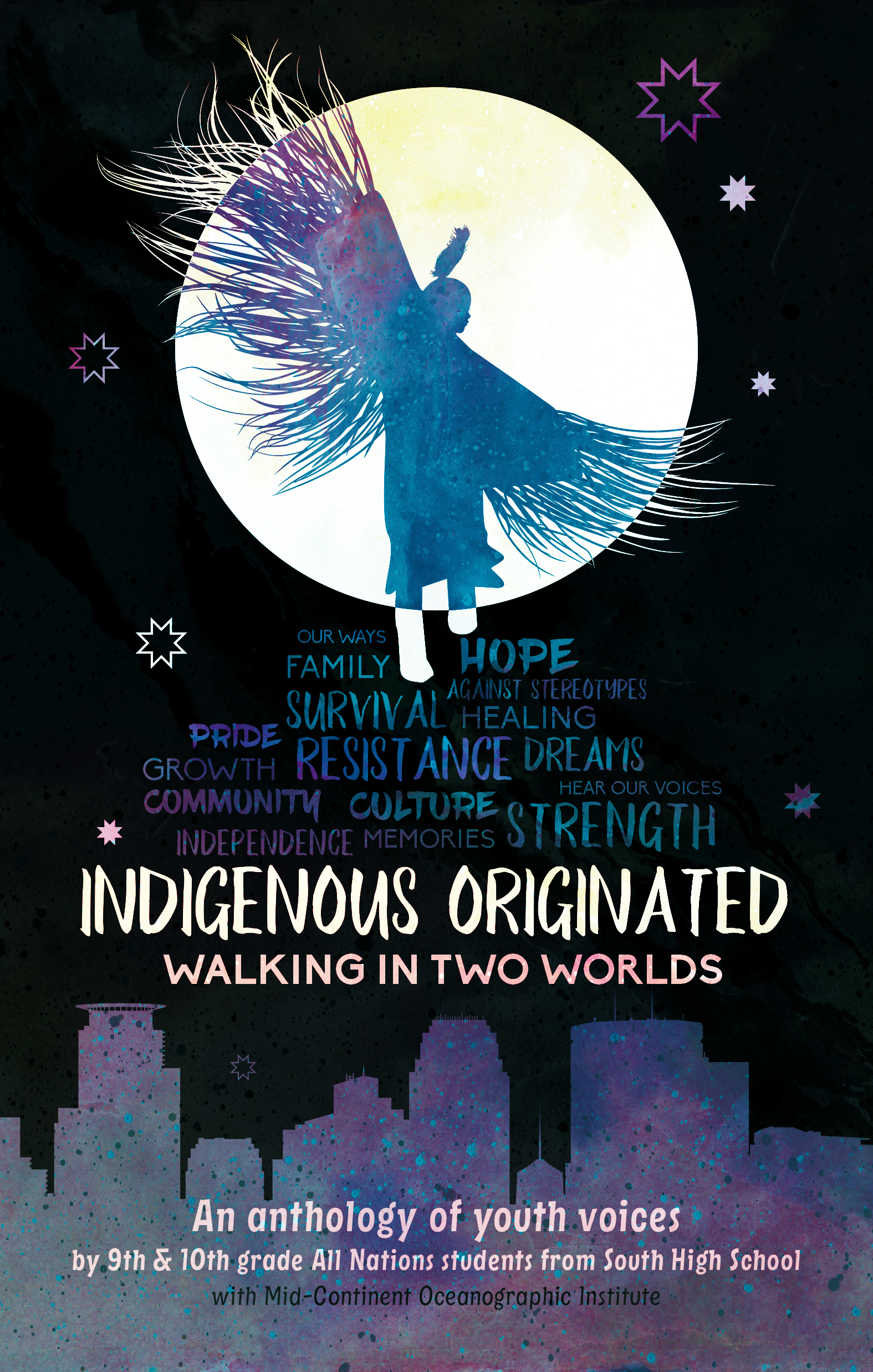 Indigenous Originated: Walking in Two Worlds -