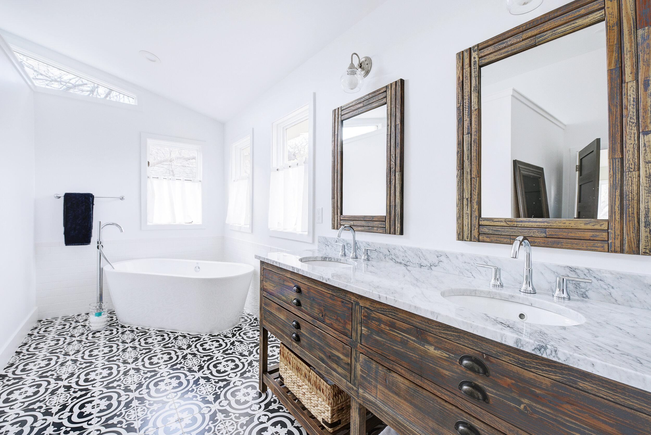 Boulder Denver Colorado Remodeling, Denver Bathroom Remodel