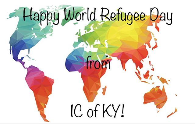 We can't express our gratitude and appreciation enough for the refugee clients we serve! Your journeys and successes are much to be admired and celebrated! Please join us on June 29 at Lampkin Park from 11 AM to 3 PM for Bowling Green's World Refugee Day 2019 celebration.