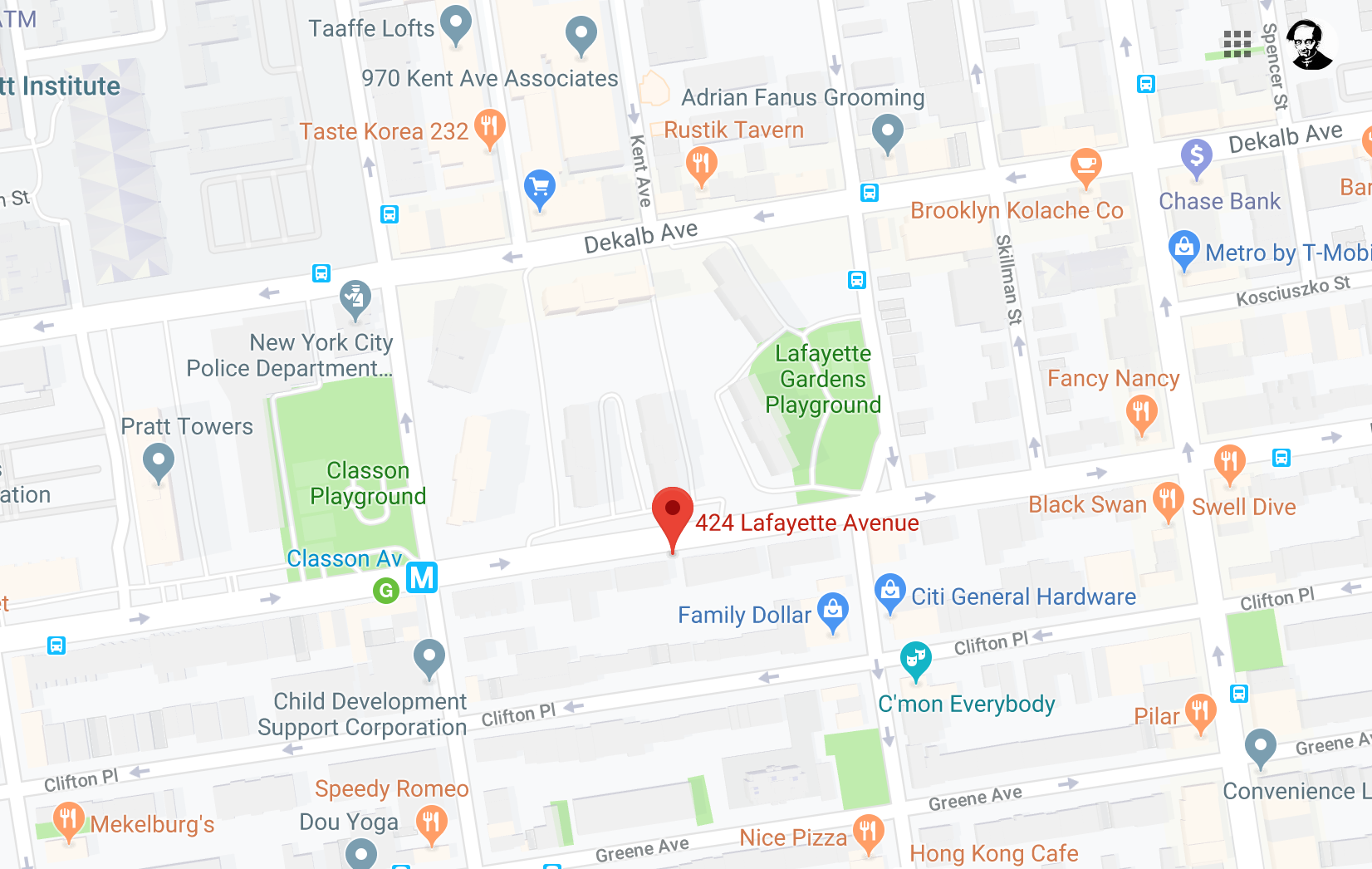 32 varet street map.png