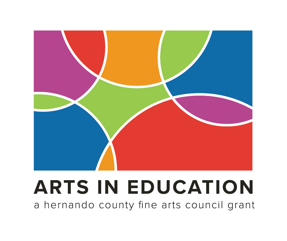 Arts in Education Hernando County Arts Council Grant