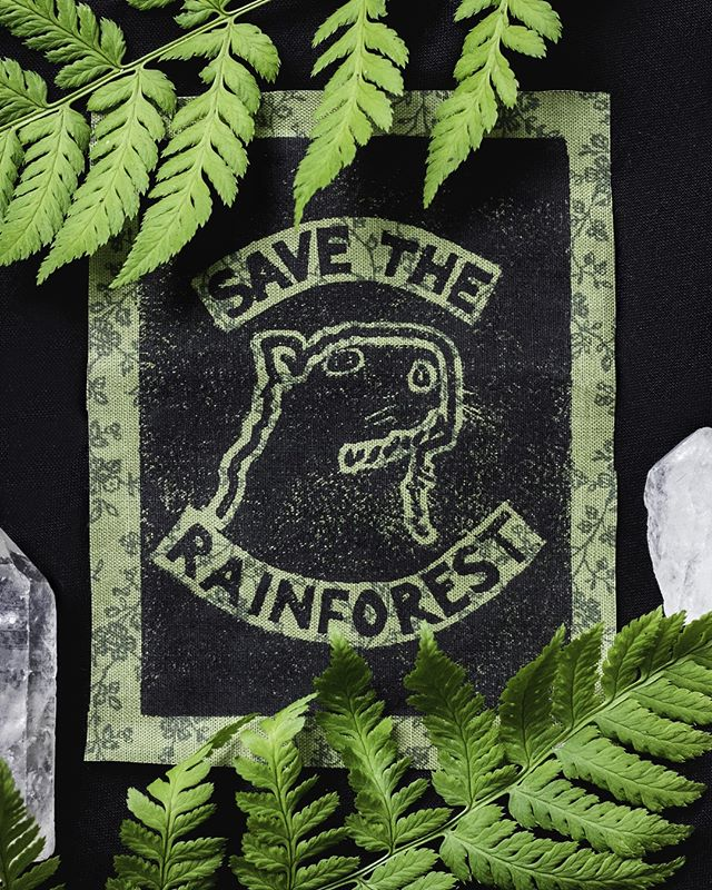 *FREE CAPYBARA PATCH WITH ANY DONATION ❤️*⁠ (Just message me your address, and I will mail you one! If you already donated to my previous fundraiser, thank you! I'm happy to send you one as well. Limit 50)⁠ -----------⁠ Rainforest destruction is not new. The forest has continuously been destroyed for the palm oil, paper, and beef industries. But recently, thousands of fires have been set INTENTIONALLY in the rainforest in order to rapidly clear the land for these industries and others. 3 football fields are currently being destroyed per minute. IF YOU'RE NOT ANGRY, YOU'RE NOT PAYING ATTENTION! We need the rainforest to breathe (yes, even internationally). We need the rainforest to regulate our climate. We need the rainforest because no sentient being with a conscience should destroy the home of thousands of others for temporary profit.⁠ We need massive, worldwide change.⁠ ⁠ Want to do something to help?⁠ - Only buy palm oil certified by the Rainforest Alliance (this includes your Halloween candy!)⁠ - Buy recycled paper products or use paper alternatives⁠ - Stop eating beef (or support local farmers)⁠ - Donate to the Rainforest Alliance below⁠  LINK TO FUNDRAISER: https://m.facebook.com/?_rdr#!/EmilyHerschlArtandPhotography/photos/a.158764161578805/485017108953507/?type=3&source=48 ⁠ #amazonas #environment #brazil #savetherainforest #ActForTheAmazon #AmazonRainforest #artisactivism #fundraiser