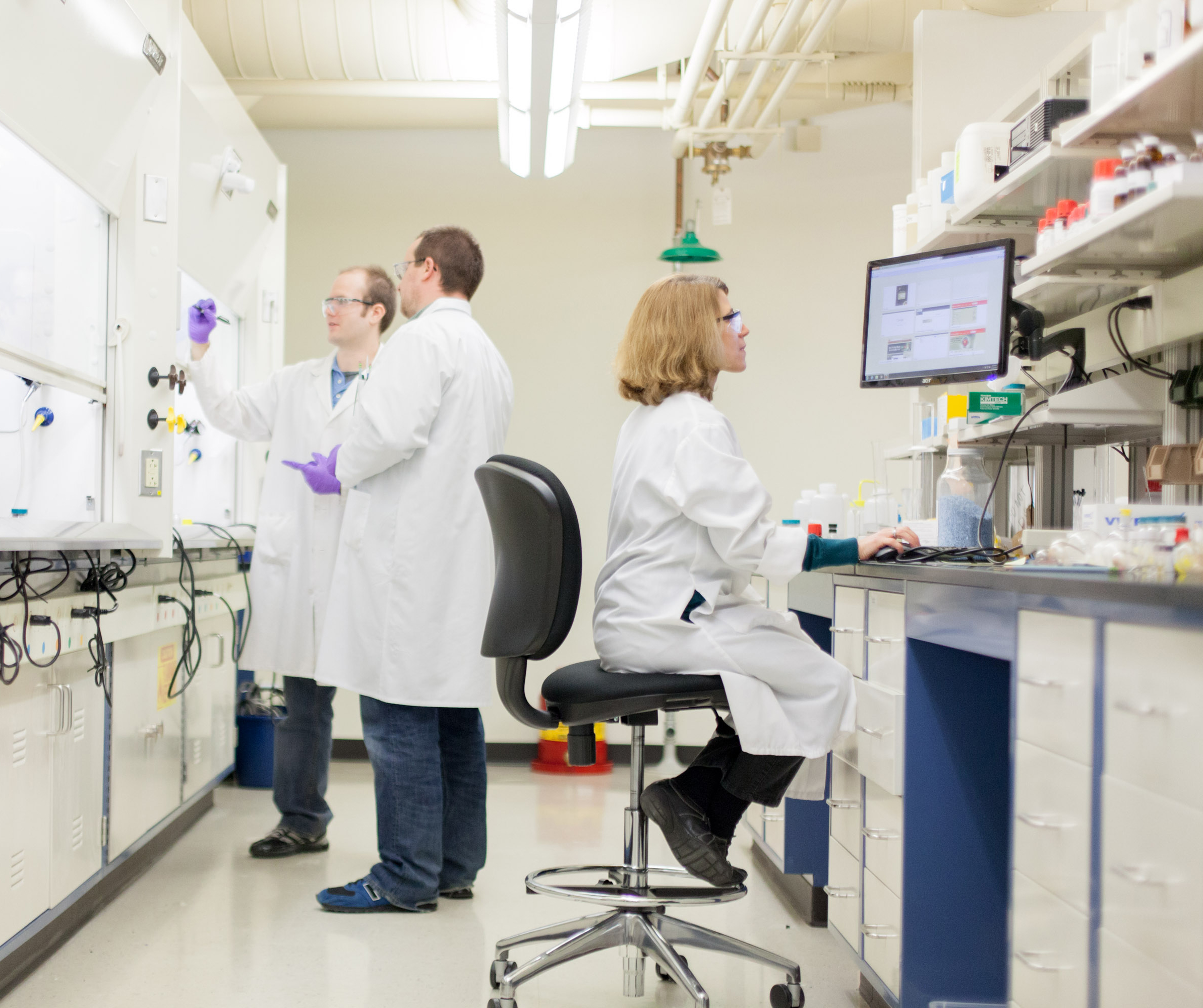 We are driven by our unwavering commitment to patients, our partners, and the bioscience community to revolutionize medicine. -