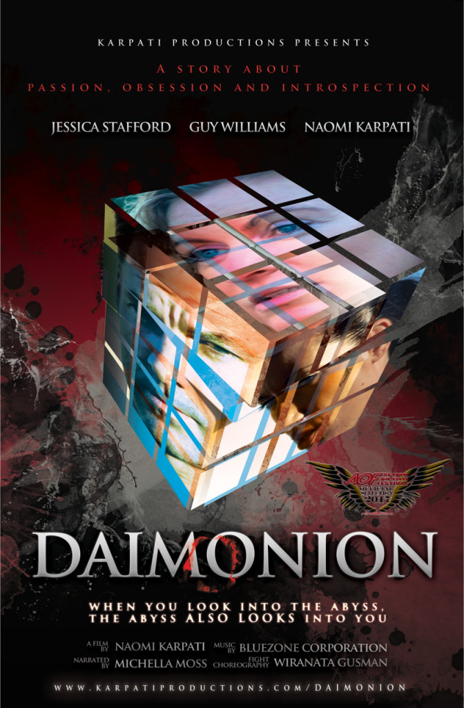 Daimonion AOF Official selection Poster