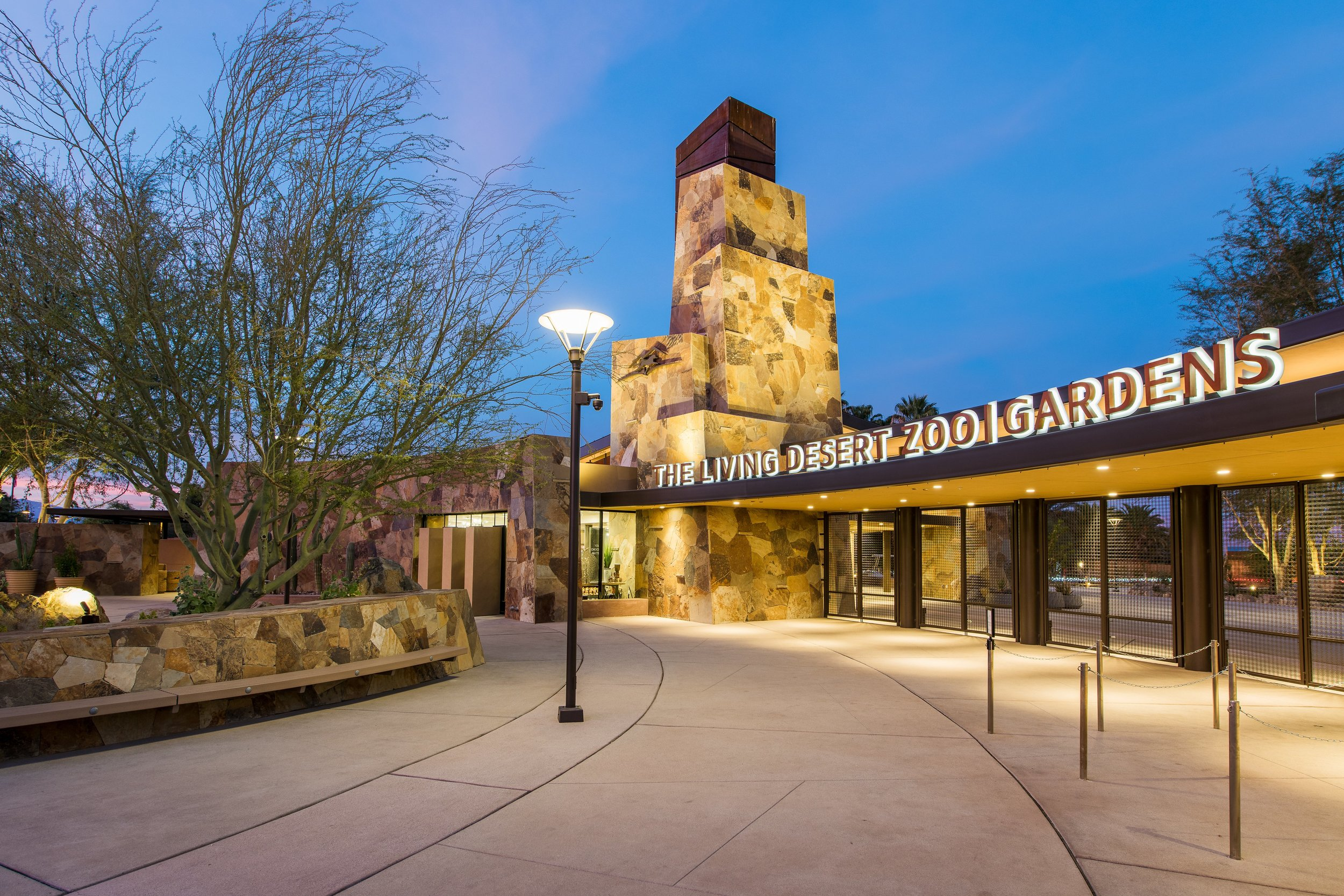 Living Desert Zoo Gift Shop Jeff Katz Architecture